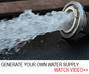 Generate Your Water Supply