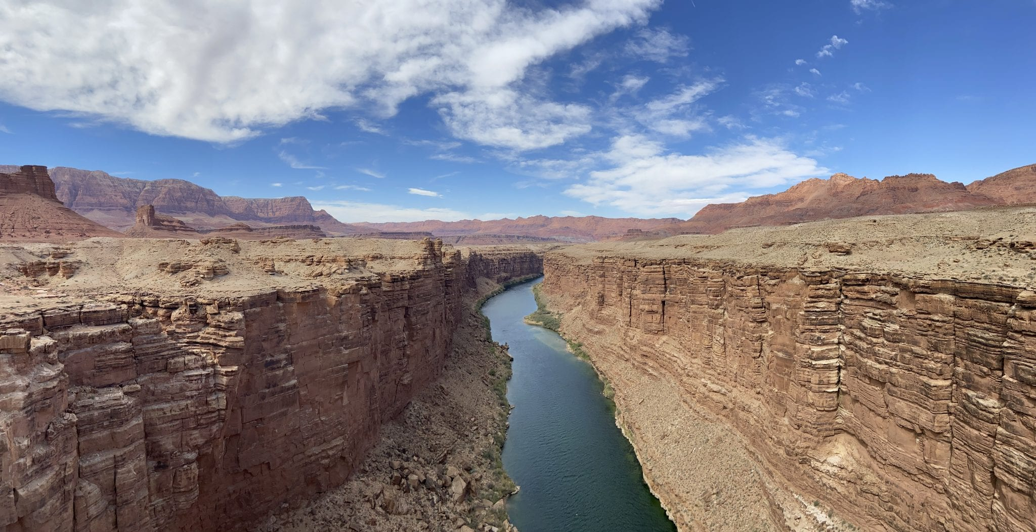 New Mexico navigable water