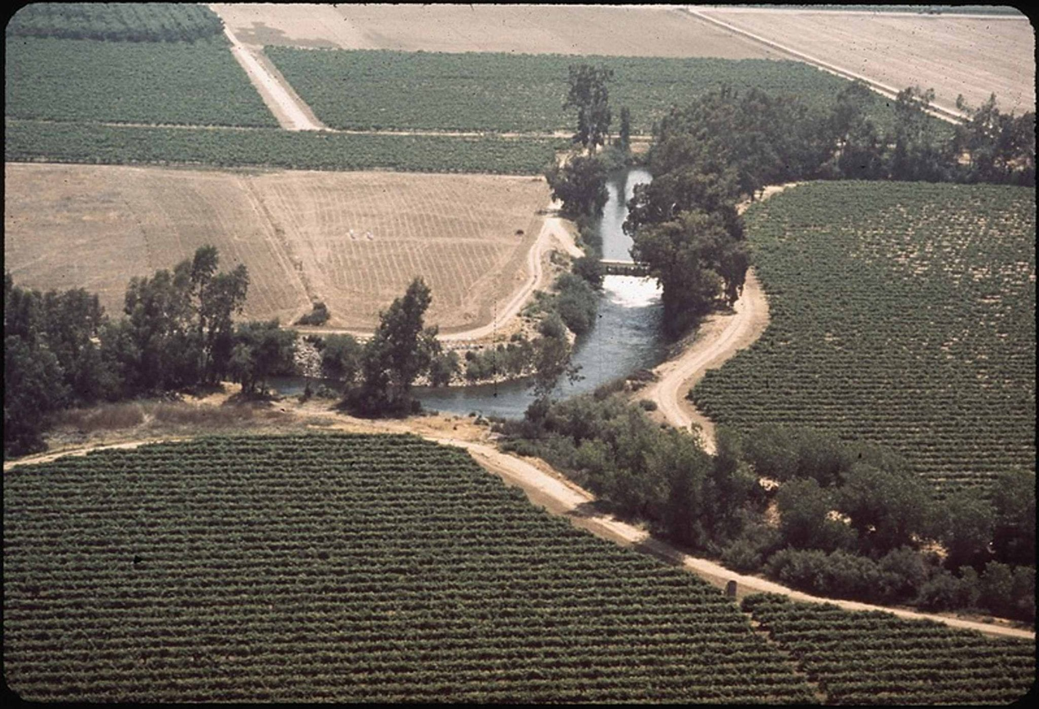 Thousands of junior water rights in Caliofornia cannot be fulfilled.