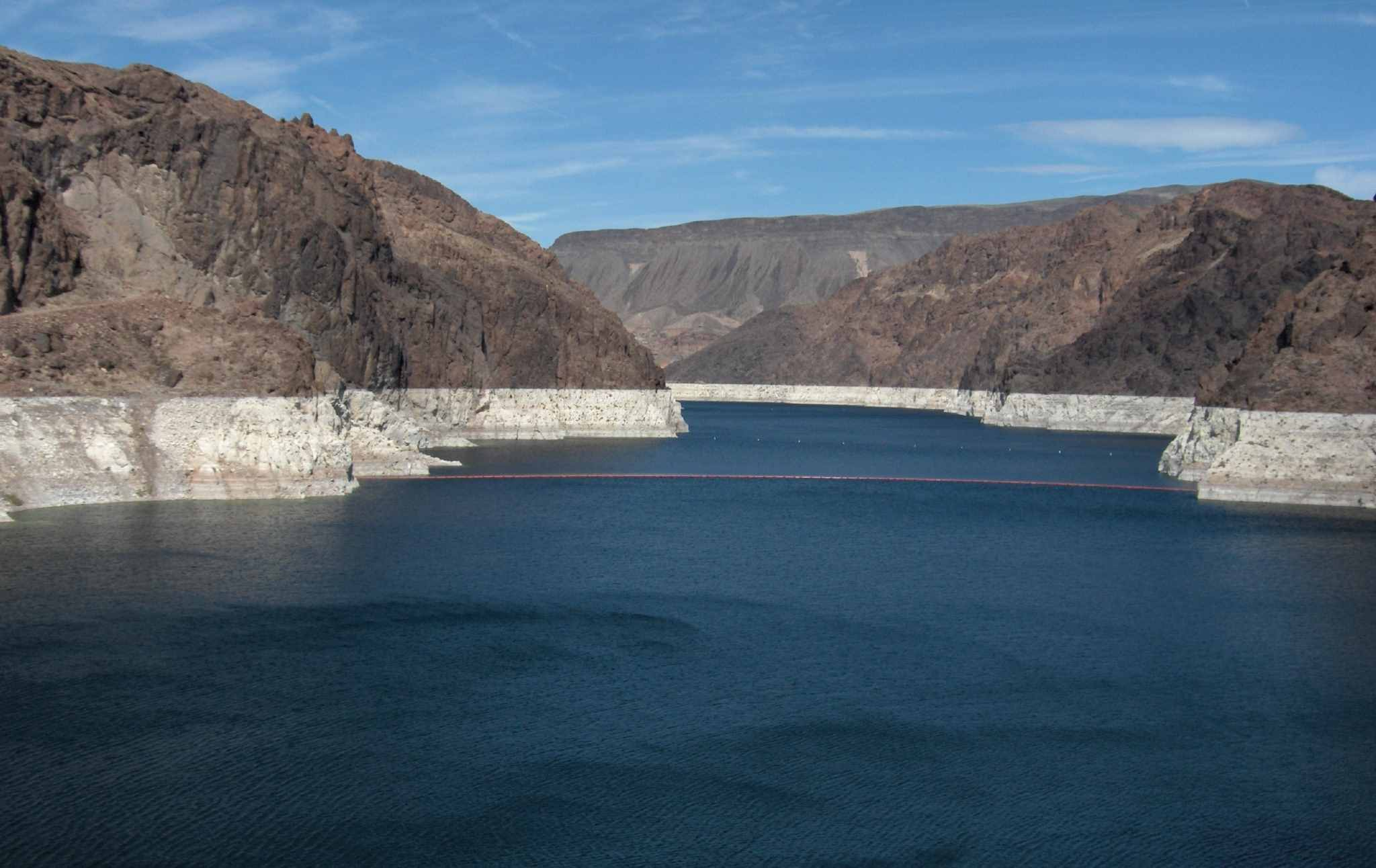 For the first time since Lake Mead and the Hoover Dam were constructed in the 1930s, the federal government has declared a water shortage. Arizona will be hardest hit.